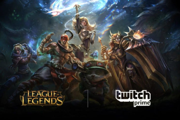 The list of the most played games on Twitch in 2019