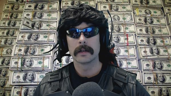 One of the most successful streamers - Dr.DisRespect