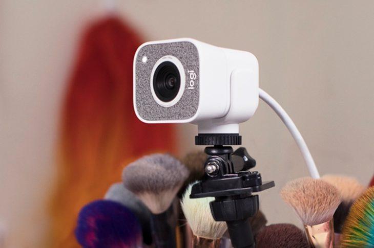 Logitech released a webcam for streamers - StreamCam