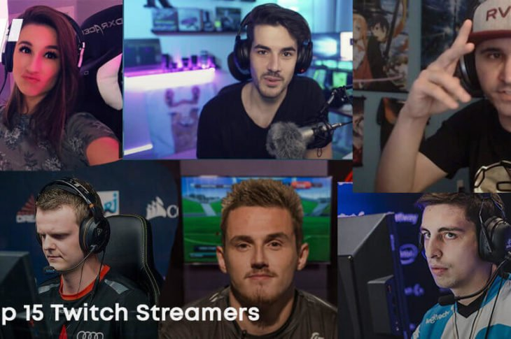 Top Twitch Streamers 2020: 100 List