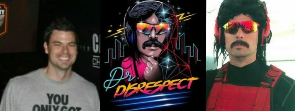 DrDisRespect bio: real age, name height