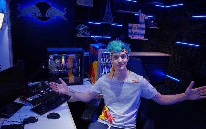 Ninja Stream Room and Gaming Set-Up